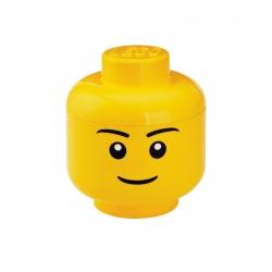 LEGO Iconic Storage Head Large - Boy