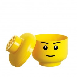 LEGO Iconic Storage Head Small - Boy
