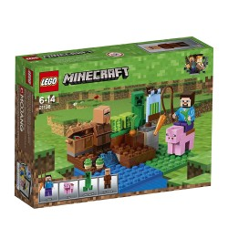 LEGO Minecraft 21138 The Melon Farm