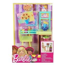 Barbie Art Studio Playset