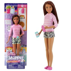 Barbie Skipper Babysitters Doll and Accessory-2