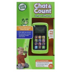 LeapFrog Chat and Count Phone - Scout (18-36 months)