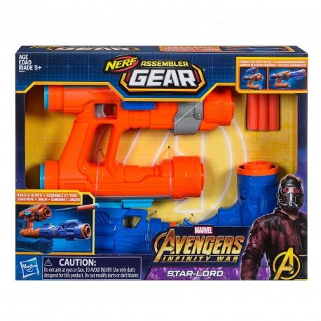 Marvel Nerf Avengers: Infinity War Star-Lord Assembler Gear