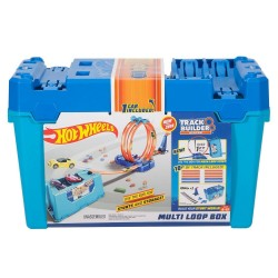 Hot Wheels Track Builder Multi Loop Box