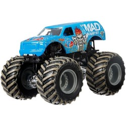 Hot Wheels Monster Jam The Mad Scientist Vehicle