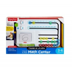 Fisher-Price Think & Learn Count & Add Math Center (3-6 Years)