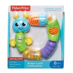 Fisher-Price Snap-Lock Caterpillar (6+ Months)