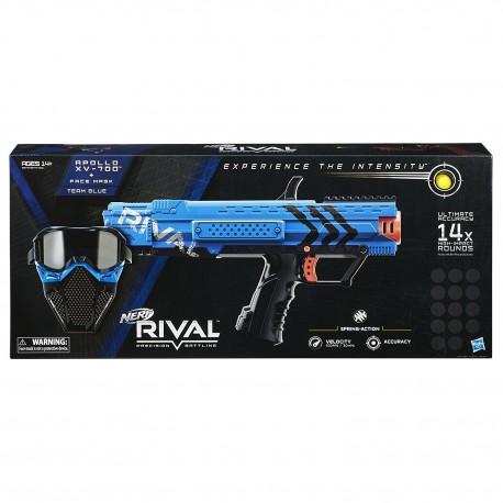 Nerf Rival Starter Kit (Blue)