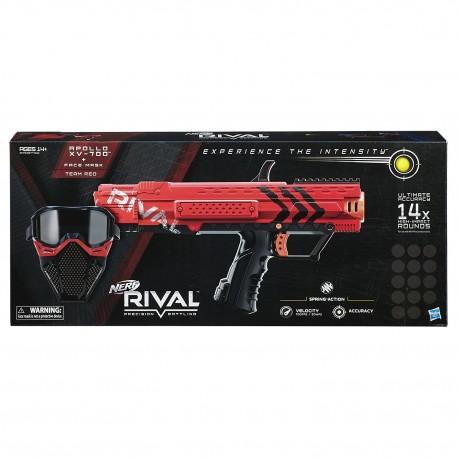 Nerf Rival Starter Kit (Red)