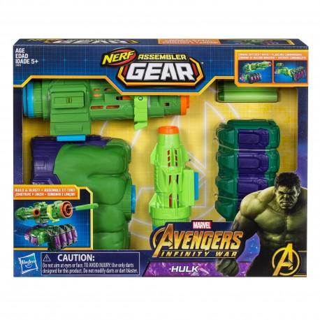Marvel Nerf Avengers: Infinity War Hulk Assembler Gear