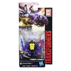 Transformers: Generations Power Of The Primes Legends Class Roadtrap Autobot Skrapnel