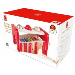 Hape Pound and Tap Bench Music Set 30th Anniversary