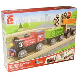 Hape Battery Powered Engine Set