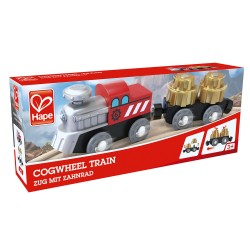 Hape Cogwheel Train