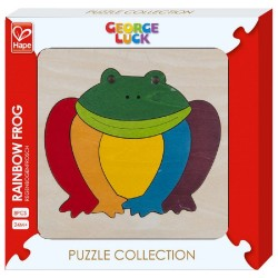 Hape Rainbow Frog