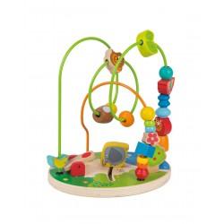 Hape Zootime Fun Bead Maze