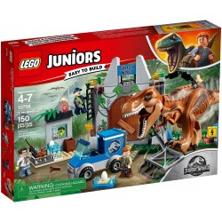 LEGO Junior 10758 T.rex Breakout