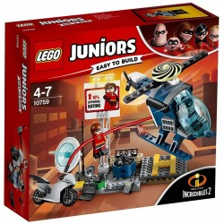 LEGO Juniors 10759 Elastigirl's Rooftop Pursuit