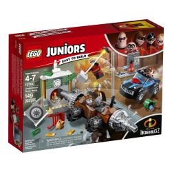 Lego Juniors 10760 Underminer's Bank Heist