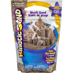 Kinetic Sand Natural Beach Sand 3lb (1360g)
