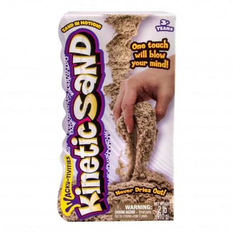 Kinetic Sand Natural Brown Sand 2lb (910g)