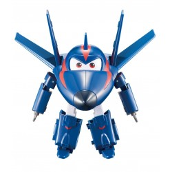 Super Wings Transform-a-Bots - Agent Chace