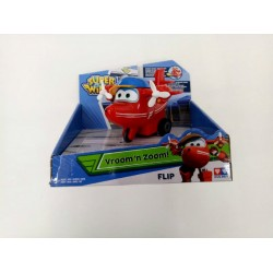 Super Wings Vroom n' Zoom - Flip