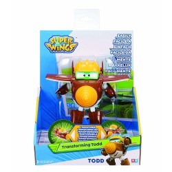 Super Wings Transforming Todd