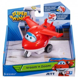 Super Wings Vroom n' Zoom - Jett