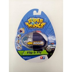Super Wings Egg Launcher - Paul