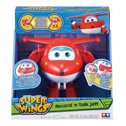 Super Wings Record 'n Talk - Jett