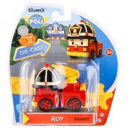 Robocar Poli Diecast - Roy