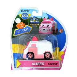 Robocar Poli Diecast - Amber