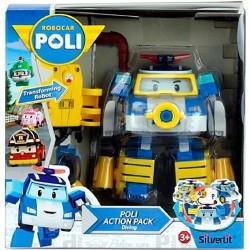 Robocar Poli - Poli Action Pack Diving