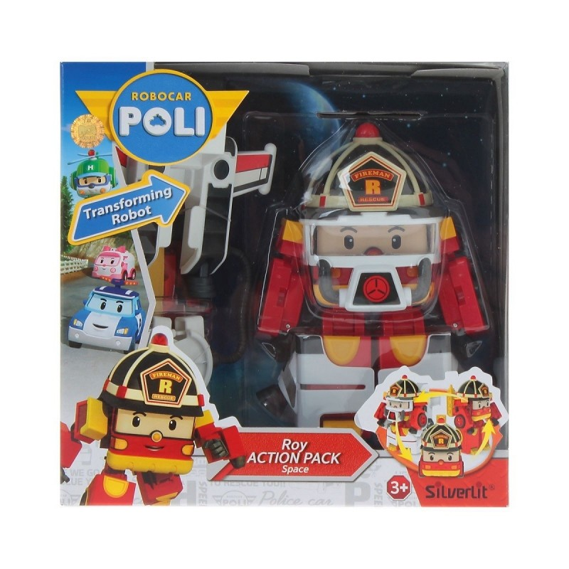 Robocar Poli - Roy Action Pack Space. Loading zoom