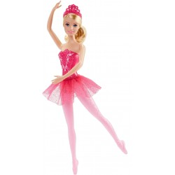 Barbie Ballerina - Pink Costume(Blonde)