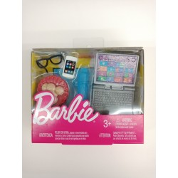 Barbie Small Accessory Set Technology