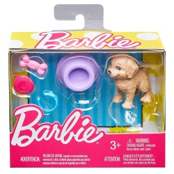Barbie Small Accessory Set Puppy
