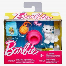 Barbie Small Accessory Set Kitten