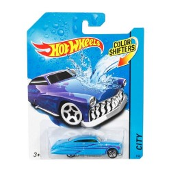 Hot Wheels Color Shifter Purple Passion Vehicle