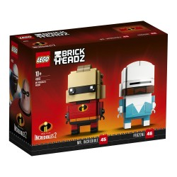 LEGO Brickheadz 41613 Mr. Incredible & Frozone