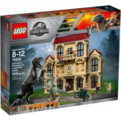 LEGO Jurassic World 75930 Indoraptor Rampage at Lockwood Estate