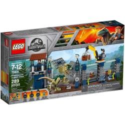 LEGO Jurassic World 75931 Dilophosaurus Outpost Attack