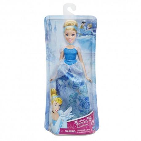 Disney Princess Royal Shimmer Cinderellla Doll