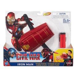Marvel Captain America Civil War: Iron Man Stark Strike