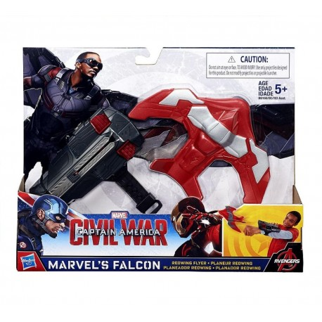 Marvel Captain America Civil War: Marvel's Falcon Redwing Flyer