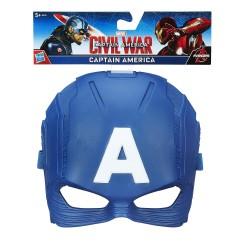 Marvel Captain America Civil War: Captain America Hero Mask