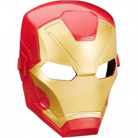 Marvel Captain America Civil War: Iron Man Hero Mask