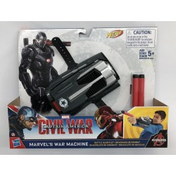 Marvel Captain America Civil War: Marvel's War Machine Battle Gauntlet