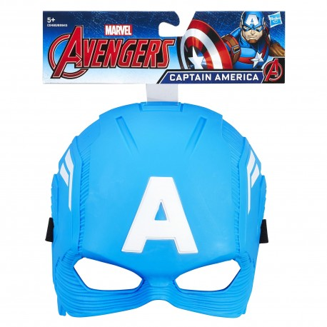 Marvel Avengers Captain America Basic Mask